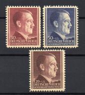 1942 Fi. GG 89 - 91 53 urodziny Hitlera **