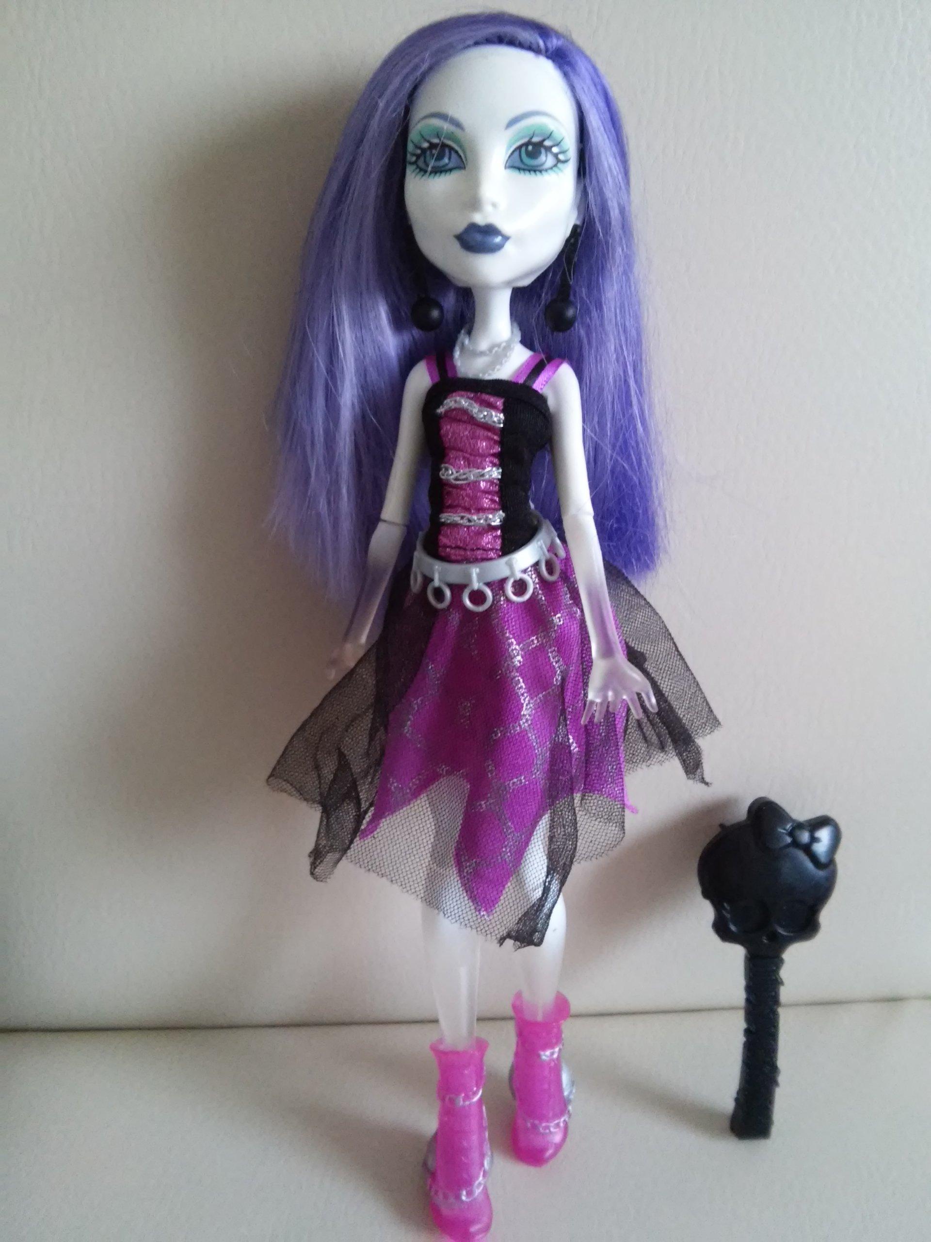 511 Monster High Nowy Rok Kotka Catrine Lalka 7716333650 Oficjalne Archiwum Allegro
