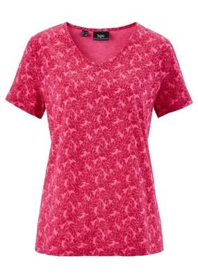 Shirt z przędzy miesza różowy 40/42 L/XL 914441