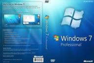 Windows 7 Professional SP1 KLUCZ+DVD+AUTOMAT 24/7!