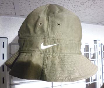 NIKE kapelusz męski L/XL 59 cm oliwkowy zielony