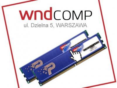 PATRIOT PSD 8GB 1333MHz 2x4GB RADIATOR Warszawa