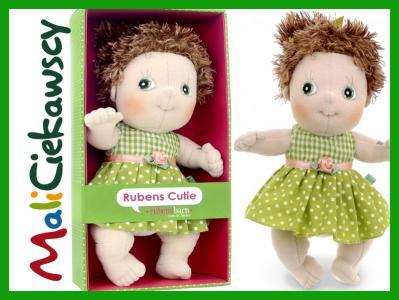 Lalka szmaciana ręcznie szyta Karin Rubens Barn 32