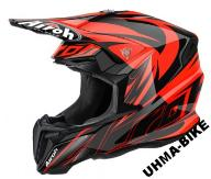 Kask crossowy Airoh Twist Evil Orange M