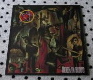 SLAYER - Reign In Blood LP 1986 GEFFEN 1ST PRESS
