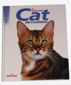 The Royal Canin CAT ENCYCLOPAEDIA. Tom 2