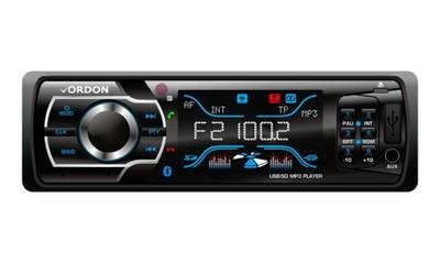 Radio samochodowe VORDON HT-896B mp3 USB