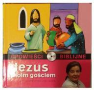 Opowieści biblijne Jezus moim gościem audiobook