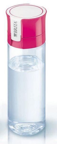 BRITA Butelka fill&go Vital 0,6 L różowy