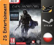 SHADOW OF MORDOR PL klucz Steam automat 24/7