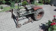 Maszyna rolnicza Ciągniczek jednoosiowy Bure-Konig