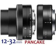 PANASONIC LUMIX 12-32mm DMC-GM1 DMC-GM5 E-M10