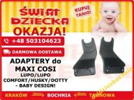 Adaptery MAXI COSI do BABY DESIGN- LUPO/DOTTY 24H