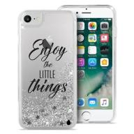 Puro Etui iPhone 7 6s 6 Enjoy the little things