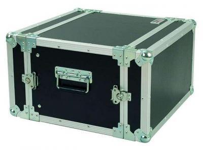 PROEL CR106BLKM rack transportowy 6U 33cm Wa-wa