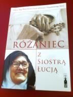 Różaniec z siostrą Lucją książeczka