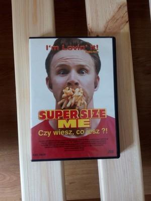 Super Size Me / DVD polski lektor