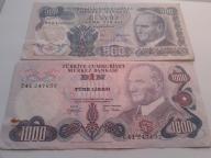 TURCJA 500 I 1000 LIR