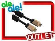 OUTLET! KABEL HDMI-HDMI HAMA 22124 1,5 M PROCLASS!