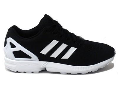 adidas zx flux czarne damskie allegro