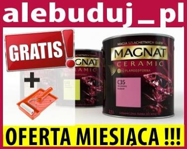 Farba Magnat Ceramic 2 5l Nowe Kolory Gratisy 5757198195