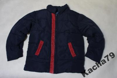 Świetna jesienna kurtka RAMBO dla chłopca roz 122