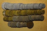 Francja - 110 monet mało powtórek - BCM