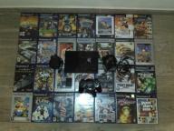 Playstation 2 zestaw 28 gier kamerka pad karta
