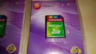 Karta pamięci Transcend MMC PLUS 2GB