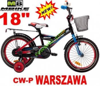 Rower 18 cali Mbike 2013 BMX LIMITED Black Nowość!