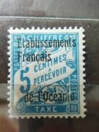 05/10 Kolonie francuskie / Oceania MNH**