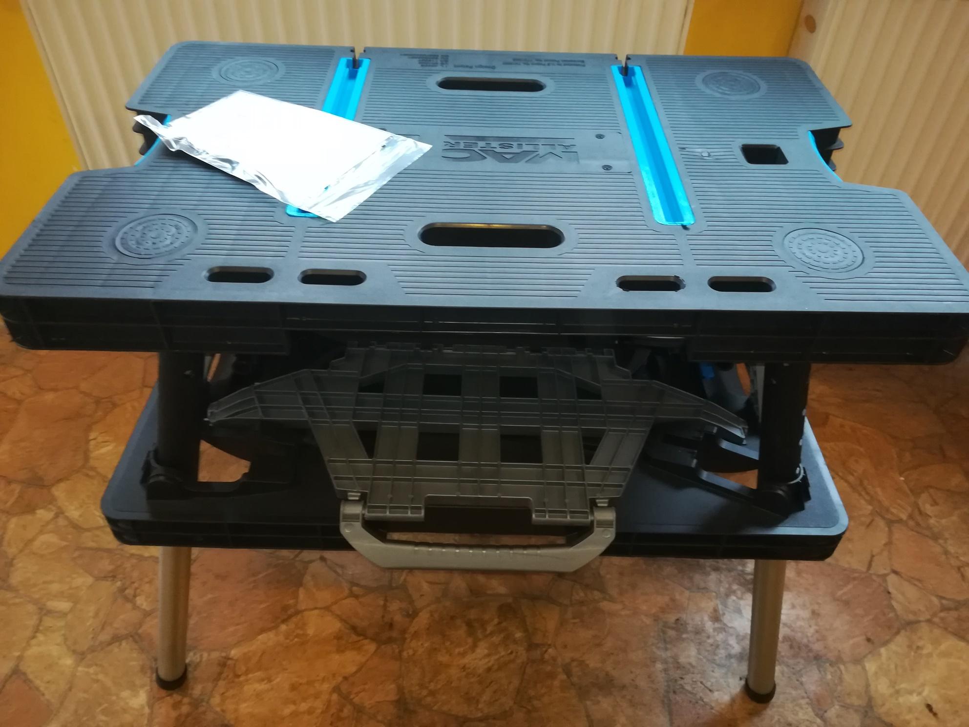 Stół roboczy MacAllister