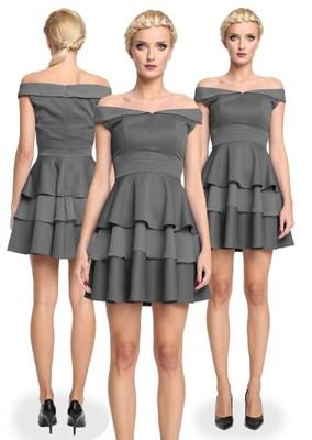 f0fb73edd6 CAMILL 279 koktajlowa sukienka kolory 34-52 - 6602324263 - oficjalne ...