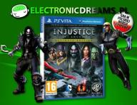 INJUSTICE GODS AMONG US ULTIMATE GOTY PL PS VITA