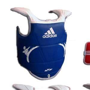Hogo dziecięce ochraniacz tułowia WT adidas dwustronny