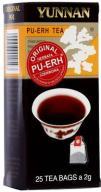 PU-ERH TEA FIX x 25SASZ. / YUNNAN