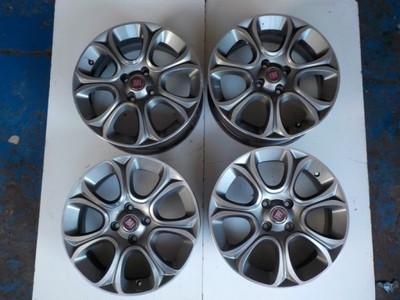 Felgi Aluminiowe Grande Punto Evo 16 4x100 Et45 6775015767