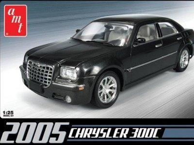 Amt Model Auta Do Sklejania 2005 Chrysler 300c 3360132159 Oficjalne Archiwum Allegro