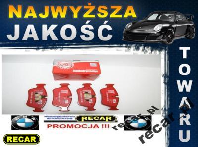 KLOCKI HAMULCOWE  PRZÓD BMW 3 E36 E46 Z3 Z4