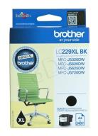 Tusz Brother czarny LC229XLBK=LC-229XLBK, 2400 str
