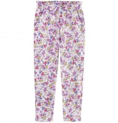 df711655056a20 ENDO Spodnie typu alladynki dla dziewczynki - 6890658621 - oficjalne ...