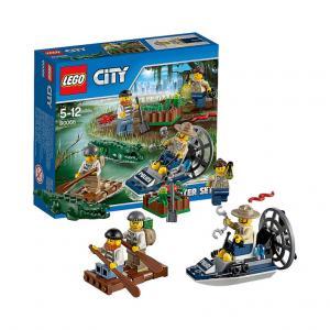 Lego City 60066 Lego City Policja Wodna 5508815636 Oficjalne