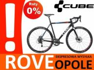Rower Cube Cross Race Disc blk/red/bl r.59cm 2015