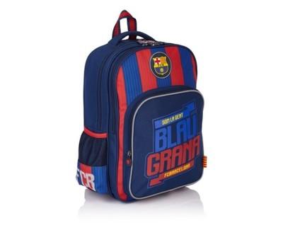 1f6c2a5c66952 FC Barcelona plecak szkolny młodzieżowy FC-131 - 6814288955 ...