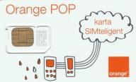 Orange POP - 1 C - GSM SIM