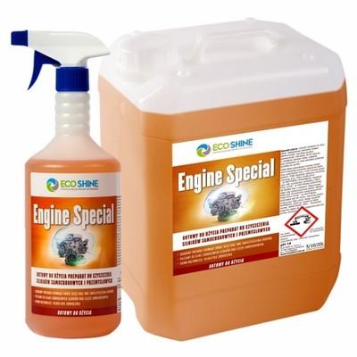 Płyn ENGINE SPECIAL 1L czyszczenie silnika MOCNY
