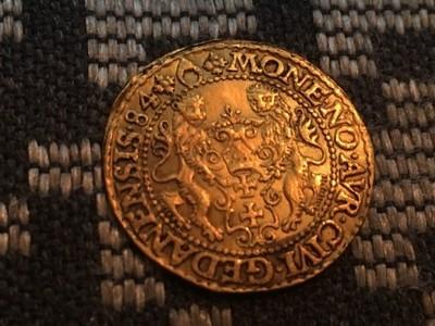 DUKAT STEFAN BATORY 1584r