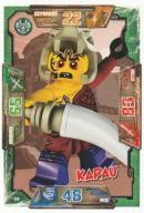 NINJAGO karta 56 Kapau