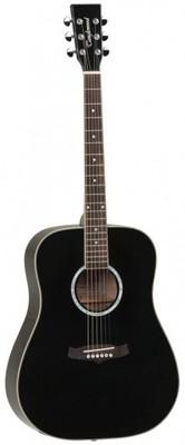 Gitara akustyczna Tanglewood TW28 CLBK jak nowa