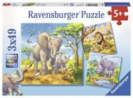 "Ravensburger 80038 ""Wild Giants"" Puzzle"